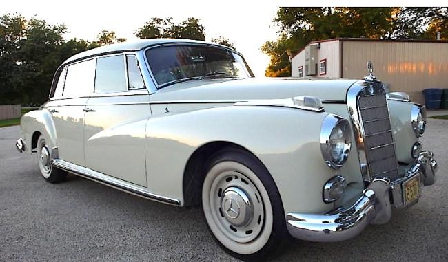 1960 Mercedes Benz 300d