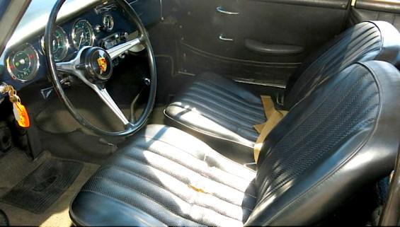 1965 Porsche 356SC