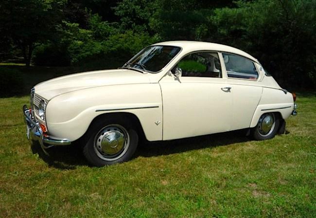 1968 SAAB V4