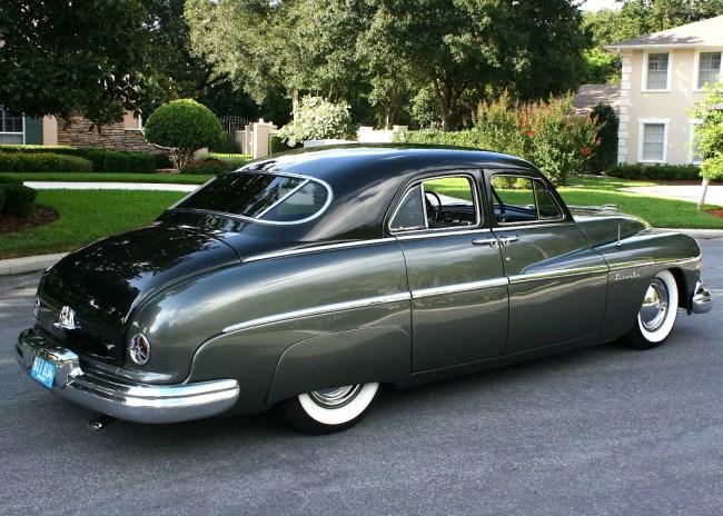 1950 Lincoln EL-series