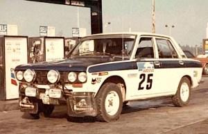 510 Rallye Car