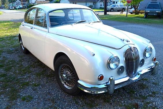64 Jaguar MK II