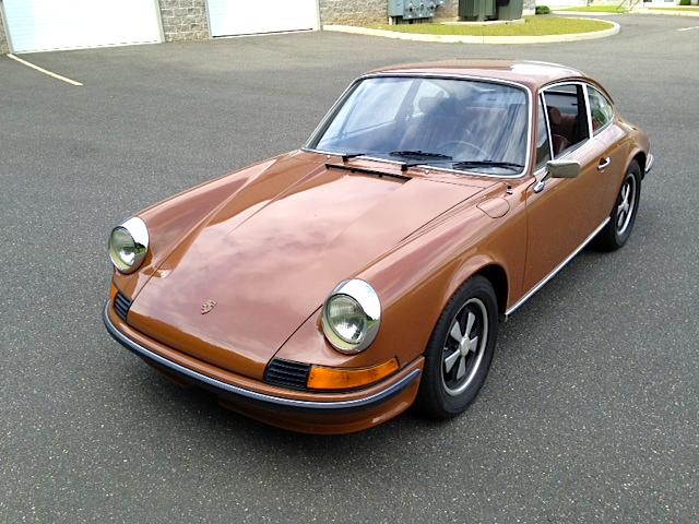 73 Porsche 911E