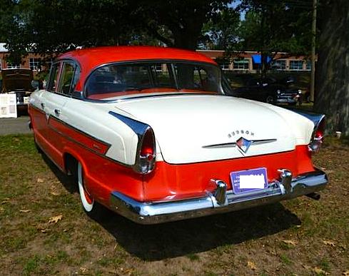 1957 Hudson
