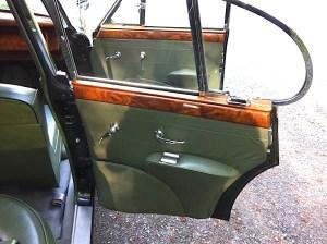 1961 Jaguar MK 2 2.4 int 2