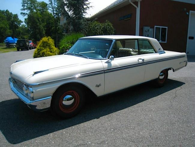1962 Ford Galaxie G-Code