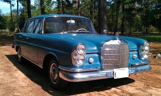 1963 Mercedes