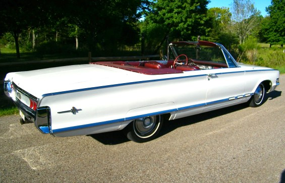 1965 Chrysler 300 re