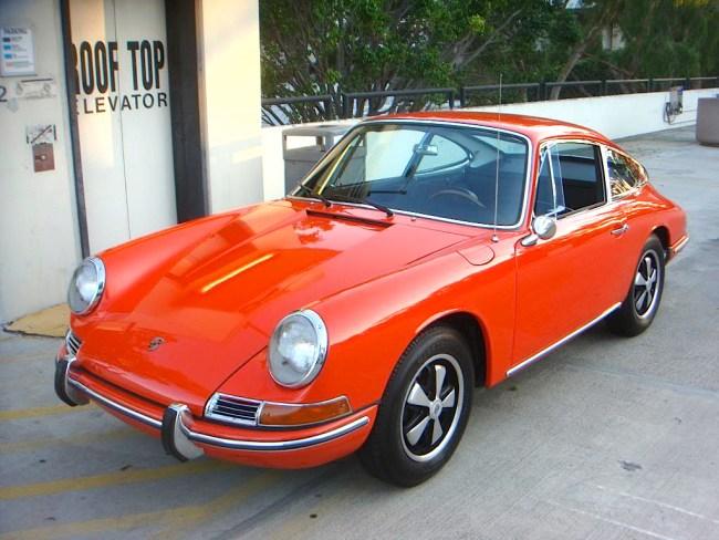 Vitamin C: '67 Porsche 911 Coupe | Mint2Me