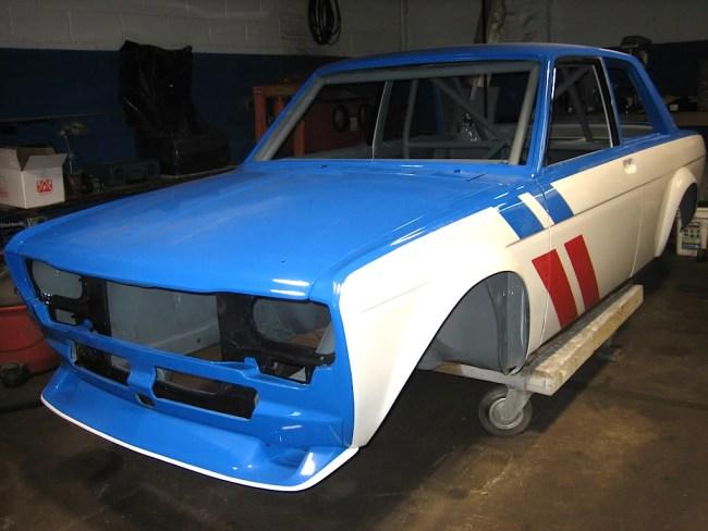 Official Tribute: '72 Datsun 510 BRE Racer | Mint2Me