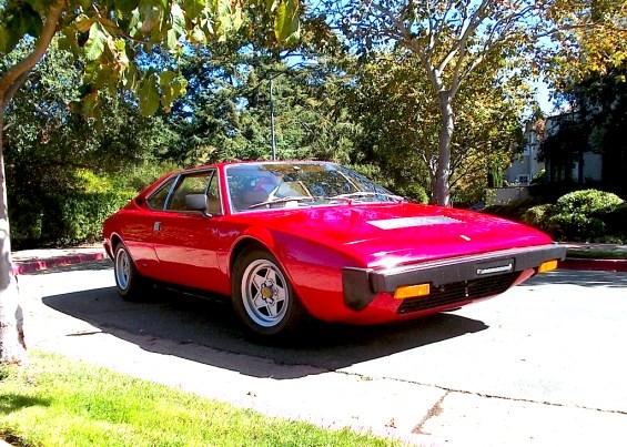 1975 Ferrari 308 GT4 fr