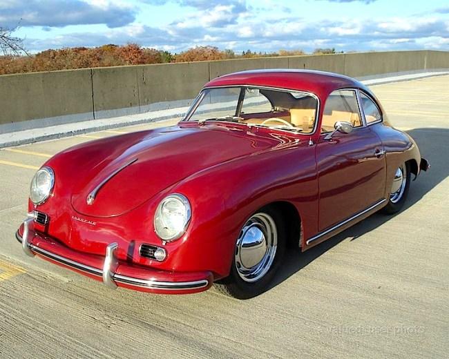 1955 Porsche 356A fr gooder