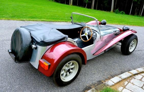 1966 Lotus Seven Series II