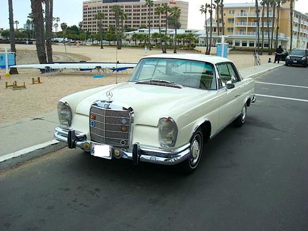 1966 MB 250SE Fr