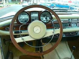 1966 MB 250SE das
