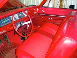 1970 Chevrolet Bel Air int