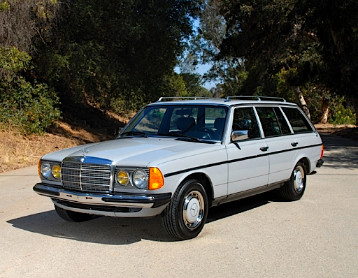 1985 Mercedes Benz 280TE