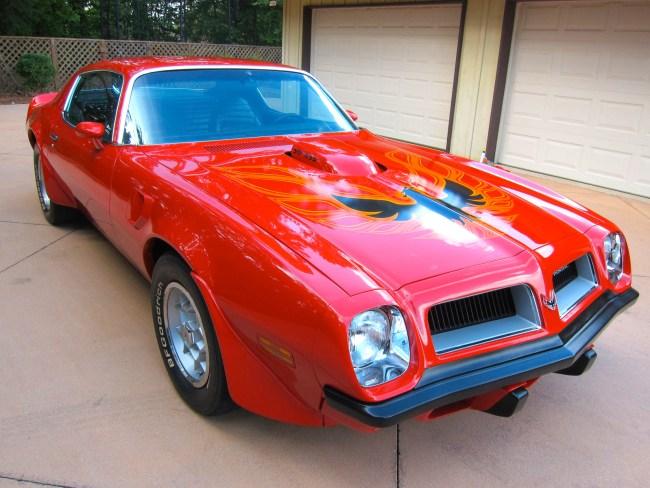 74 Pontiac SD455