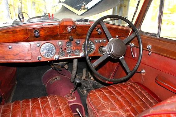 Jaguar 1948 Int