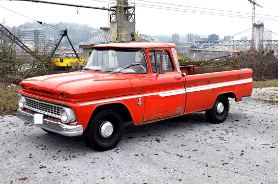 lots of time 63 chevrolet c10 1 2 ton mint2me