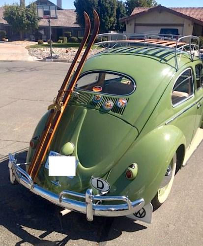 54 VW Bug re