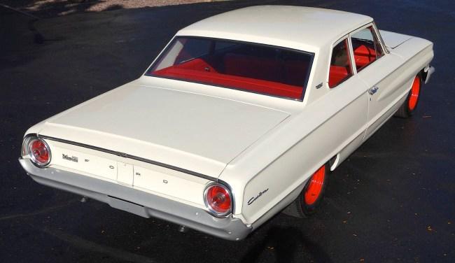64 Ford Custom re