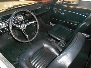 65 Mustang in