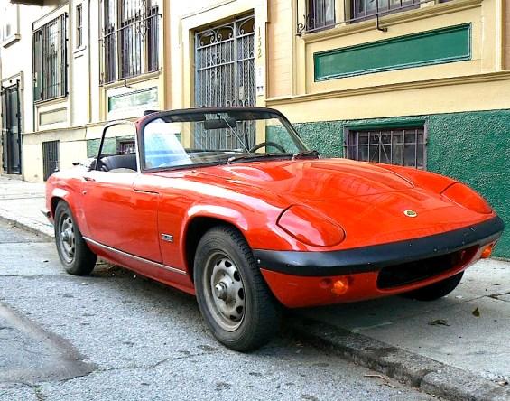 70 Lotus Elan Series 4