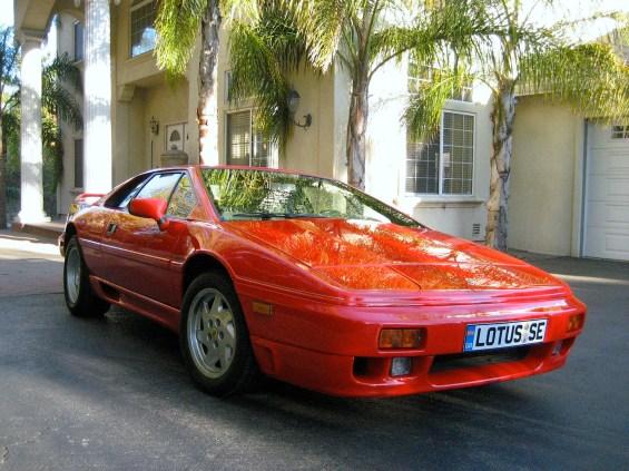 89 Lotus Esprit
