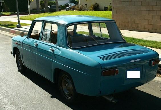63 Renault R8