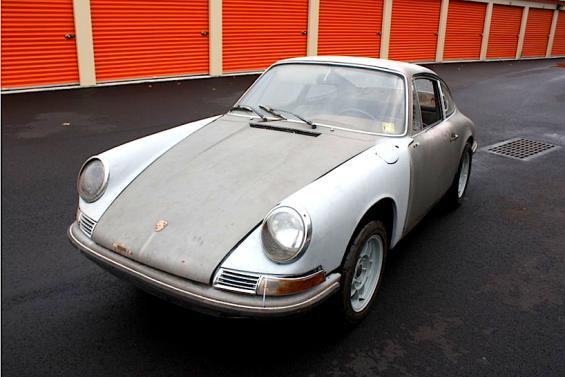 65 Porsche 911 Fr