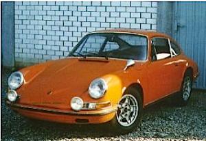 65 Porsche 911 Race Ready