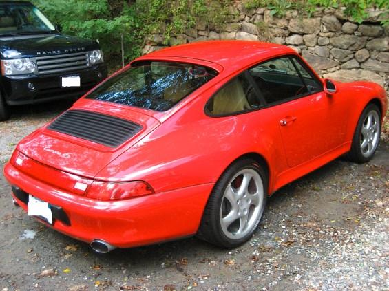 97 Porsche C4 re