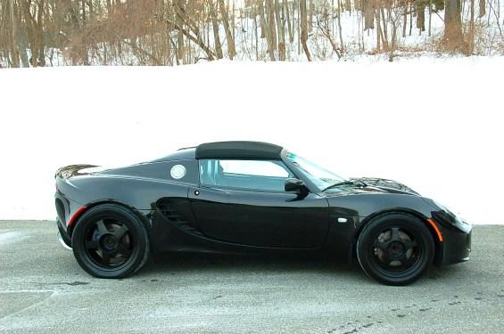 2005 Lotus Elise pro