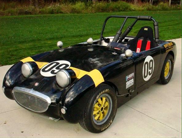 59 AH Sprite Racer