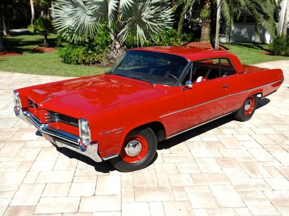64 Pontiac Catalina fr