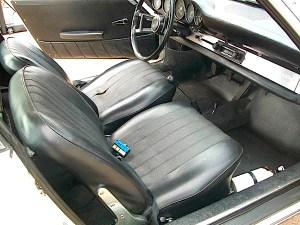 67 Porsche 912 int