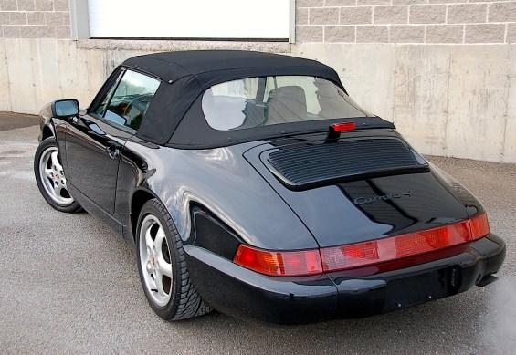 90 Porsche C4 re