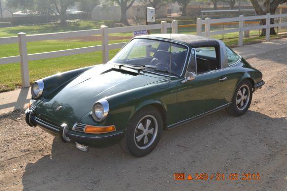 Porsche 911E fr