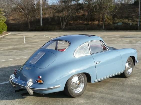 1960 356 Rear