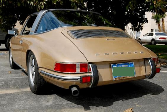 69 Porsche 912 re
