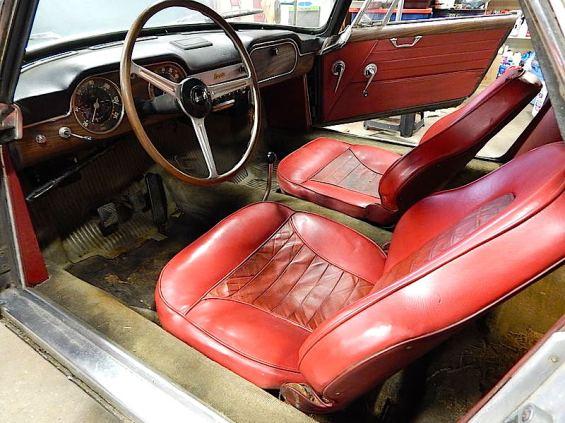 1961 Lancia Cabrio