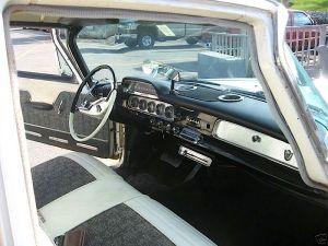 58 Dodge Sierra in