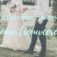[Database] #1. Liefdevolle teksten voor tijdens de trouwceremonie