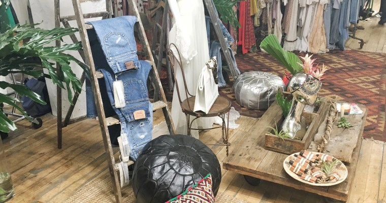 A Current Affair, A Vintage Market