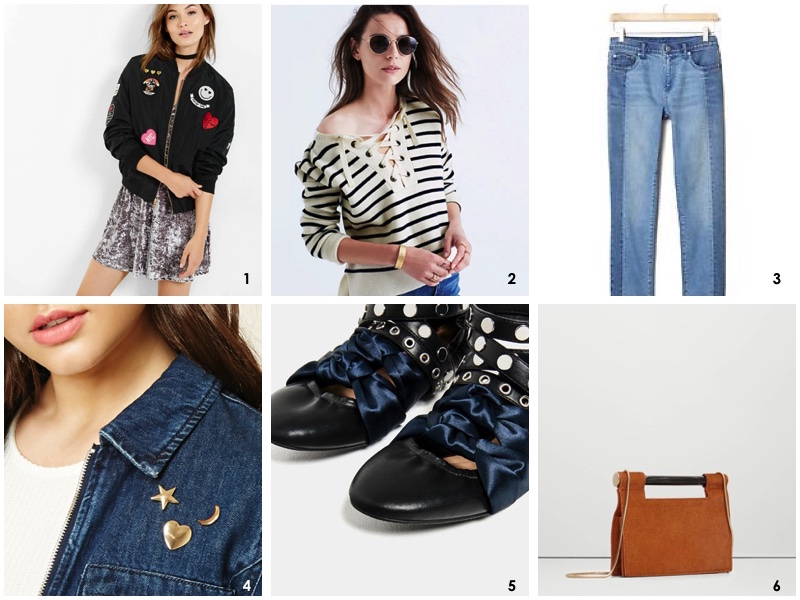 Fall Trends Below $100