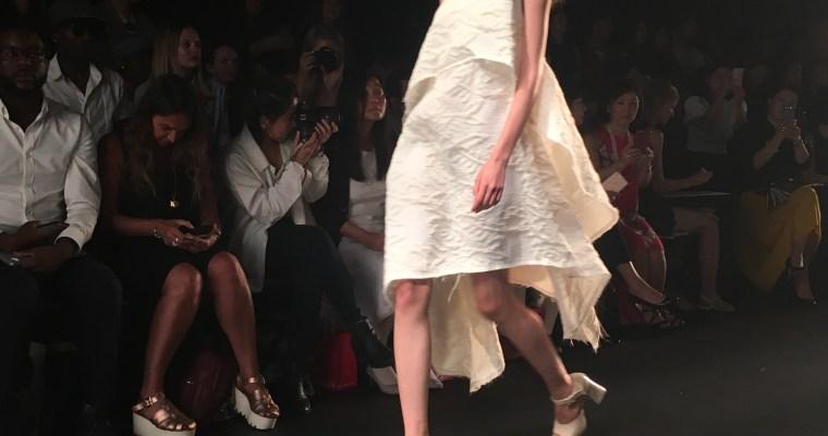 NYFW: My First Fashion Week Roundup