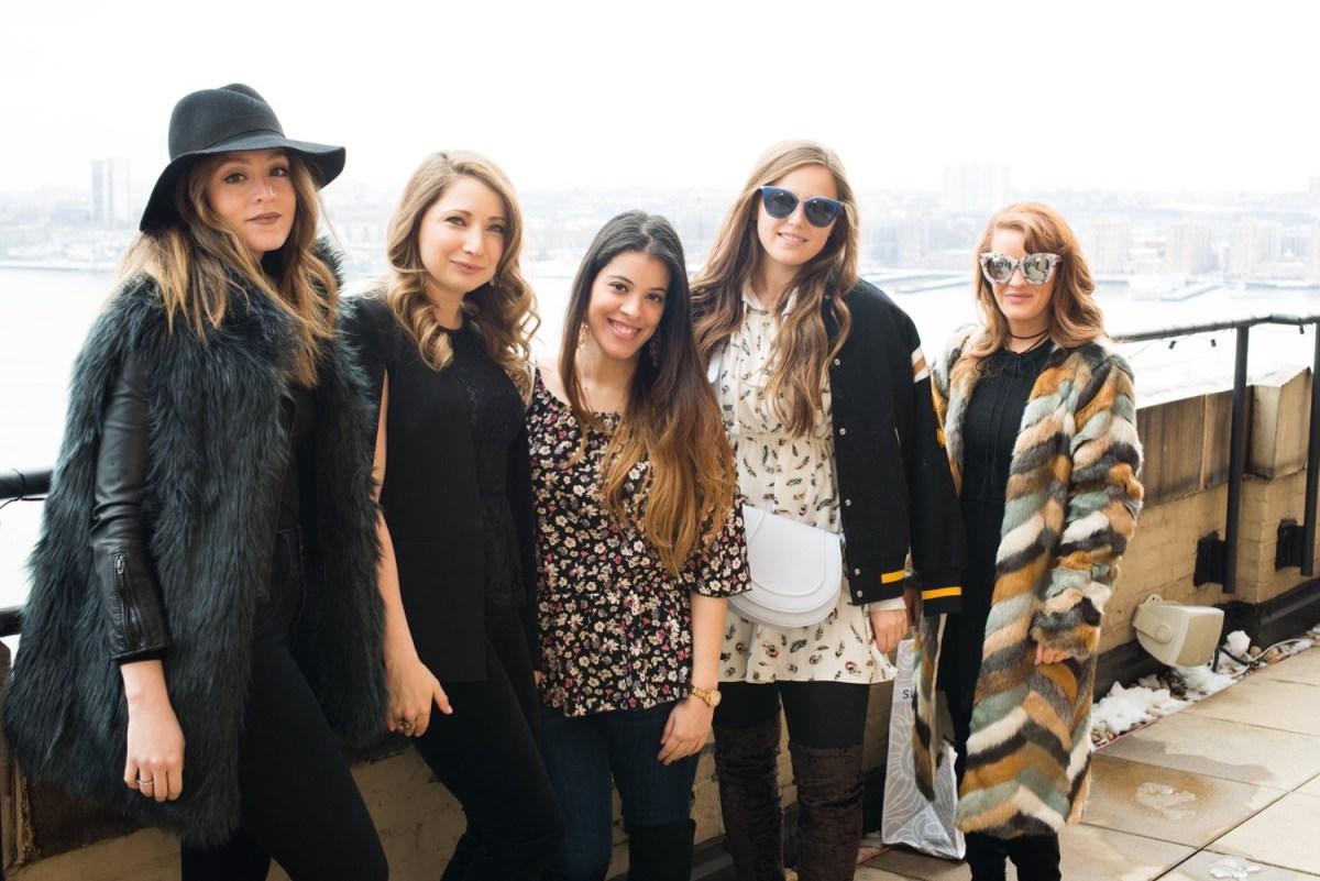 NYFW Day 3 - Jill Stuart, ShopStyle Social House, Francesca Liberatore