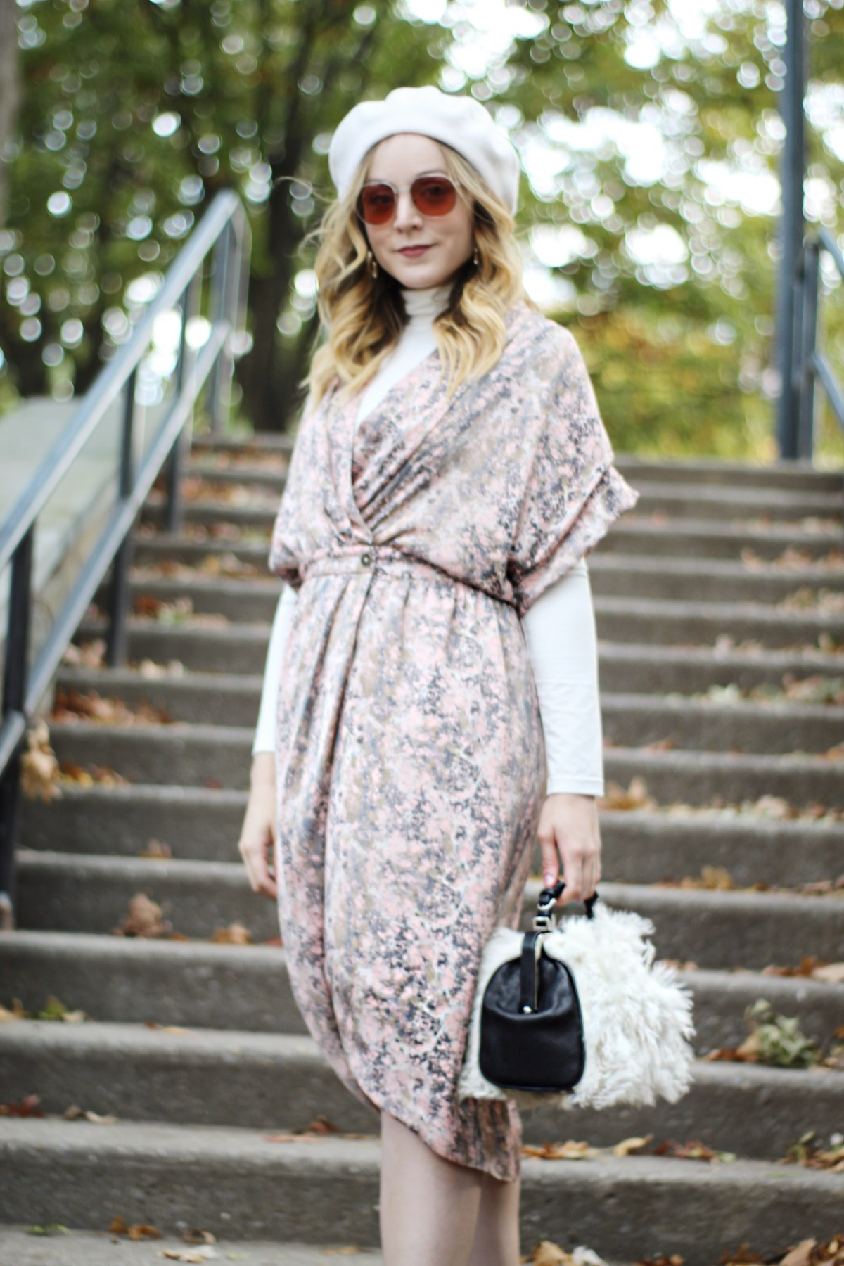 Layered Dress Outfit