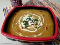 Sweet Potato Soup: Vegetarian & Vegan Collection @MintGrapefruit